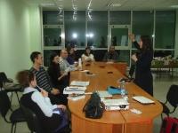 Встреча Английского клуба.Тема: Карьера в иностранной компании.