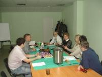 Немецкий клуб- встреча гостя из Австрии